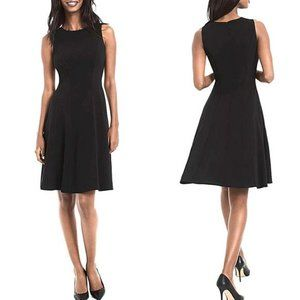 WHBM Fit and Flare Dress 2